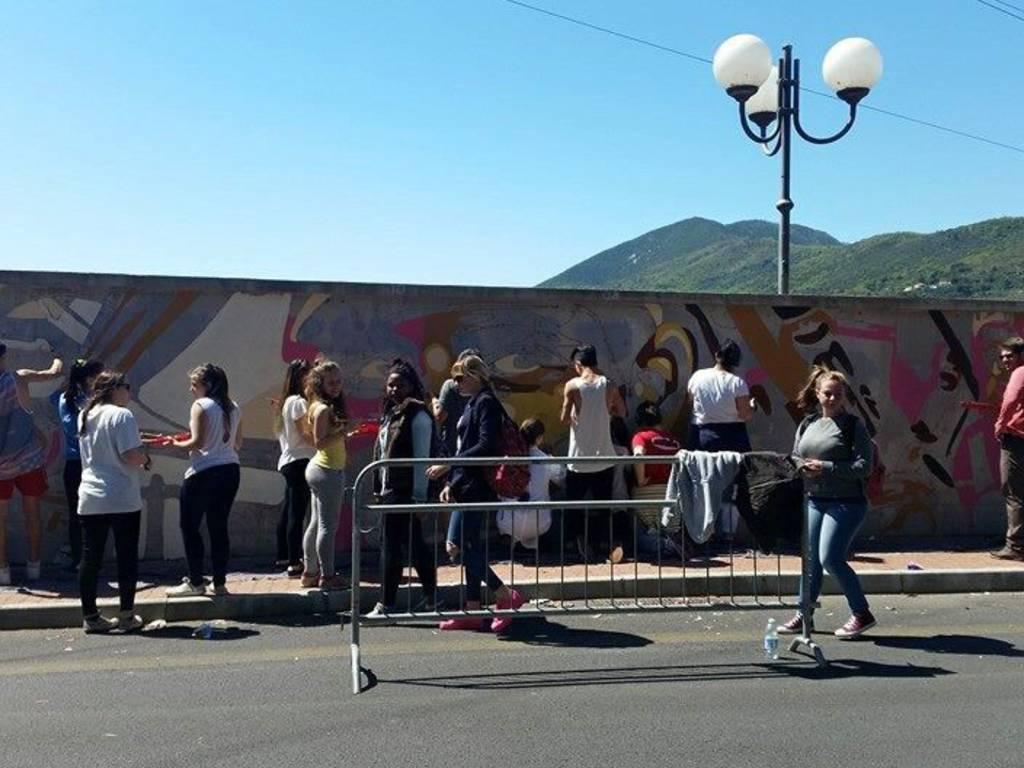 murales giro d'italia