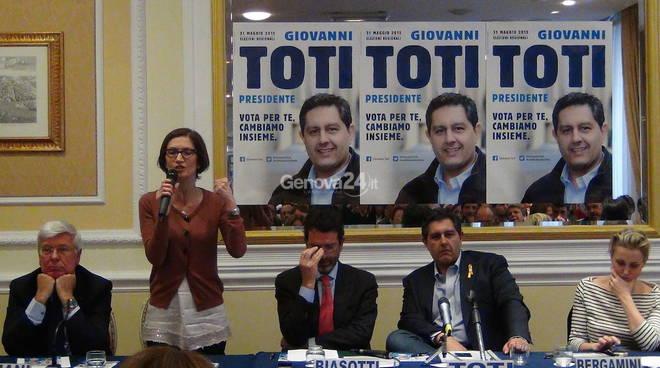 Presentazione liste forza italia