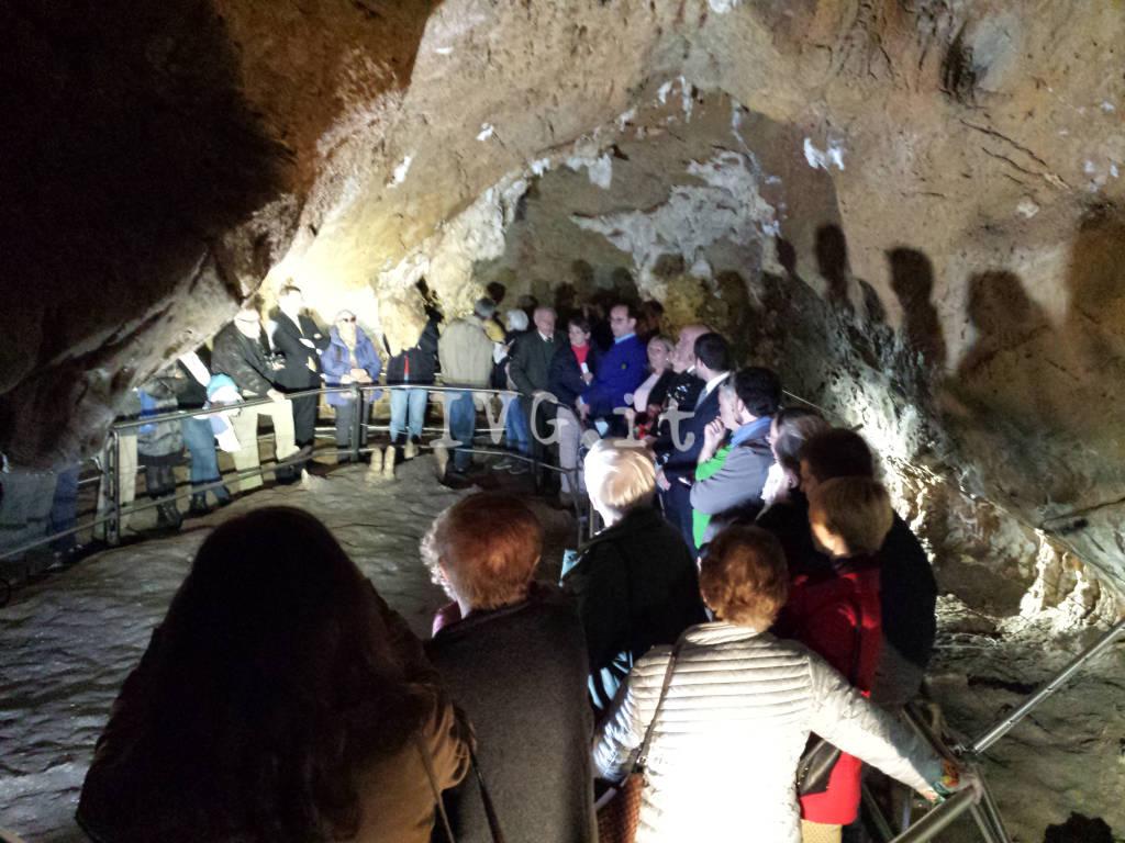 """Riaperta dopo 25 anni la """"Sala dei Misteri"""" delle Grotte di Toirano"""