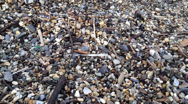 Siringa sulla spiaggia