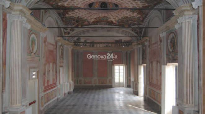 Teatro Villa Duchessa di Galliera a Voltri
