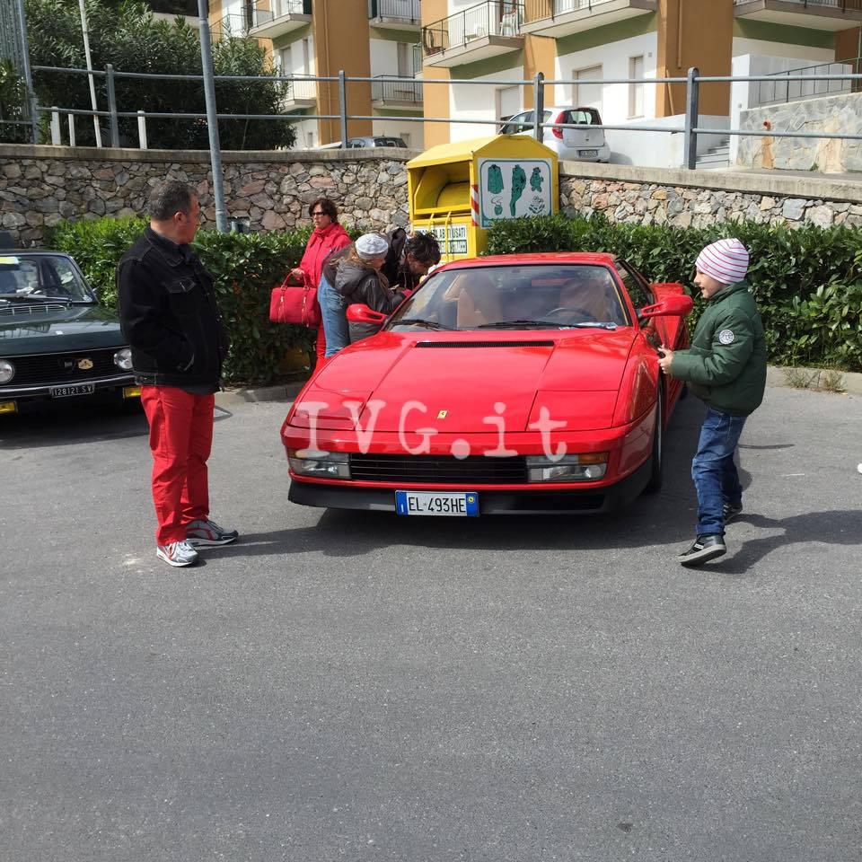 """Toirano, decine di moto e auto d'epoca per il primo """"Raduno del Marchese"""""""