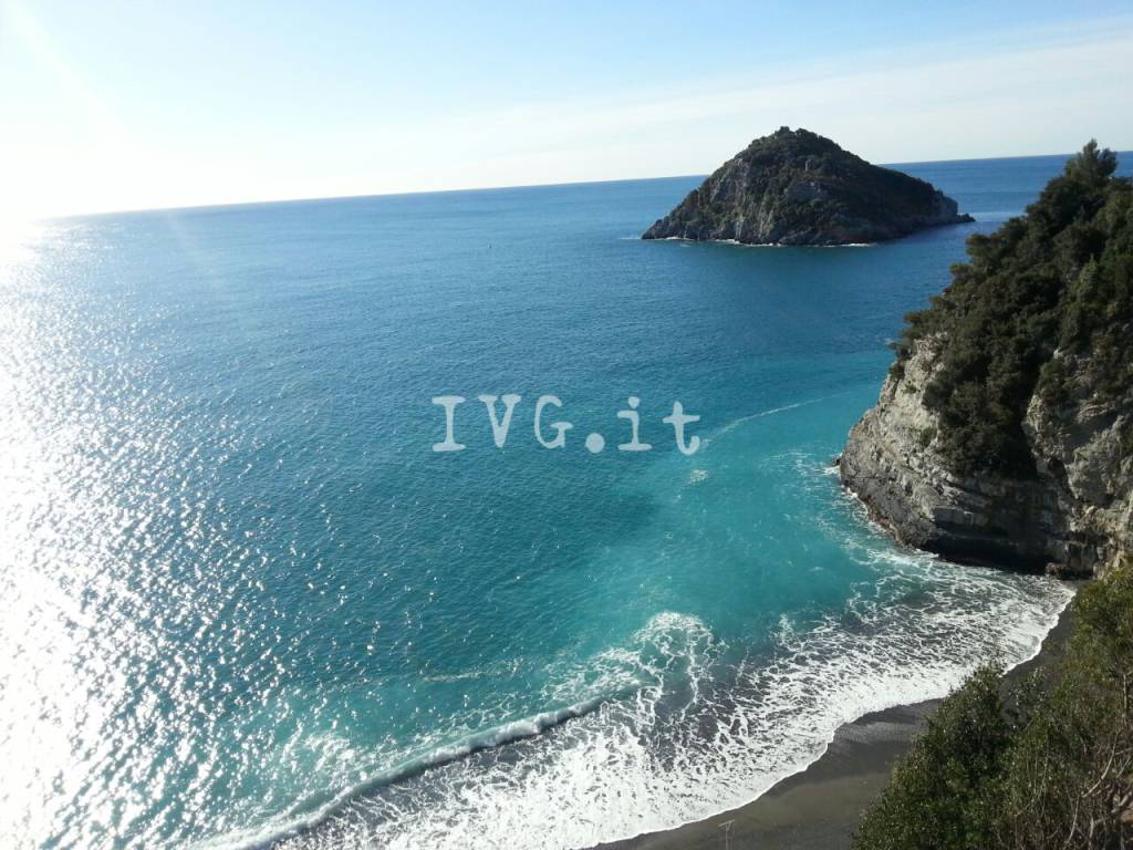 Isola Bergeggi Panorama