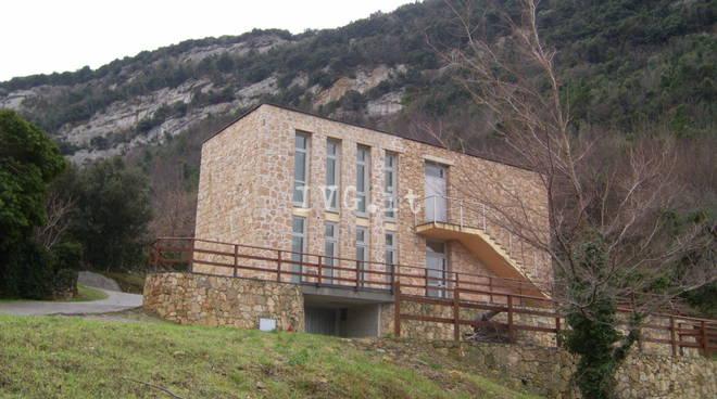 oratorio San Giorgio Vezzi Portio
