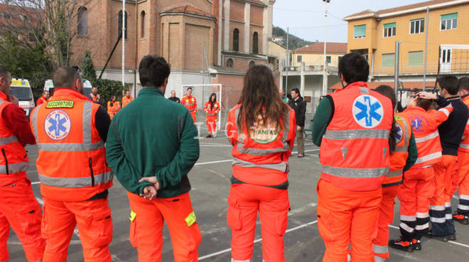 Pietra Soccorso Croce Verde Bardineto Medical Emergency Camp 2015