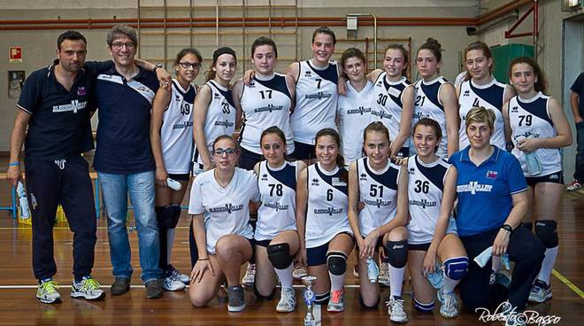 Albenga Volley, Under 14