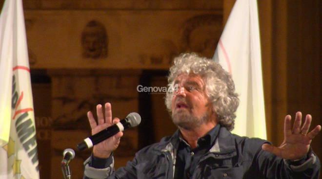 Grillo, legge elettorale non si capisce