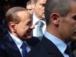Berlusconi a Genova