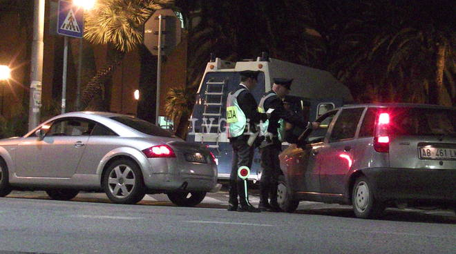 Controlli antialcool e antidroga sulle strade