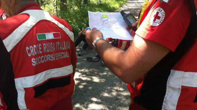 croce rossa ricerche dispersi