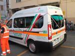 croce verde ambulanza sestri ponente