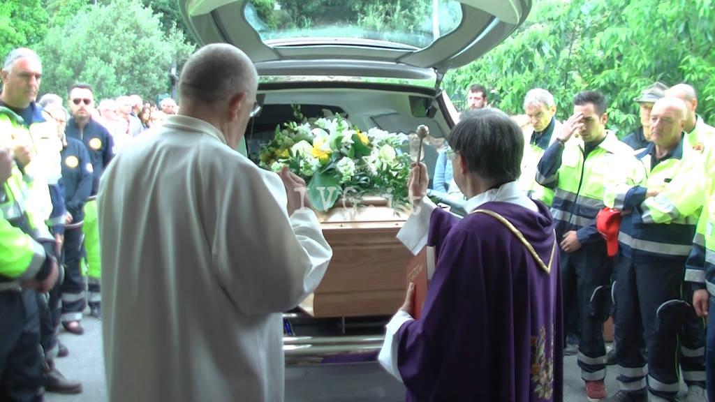 daniele falzone funerale