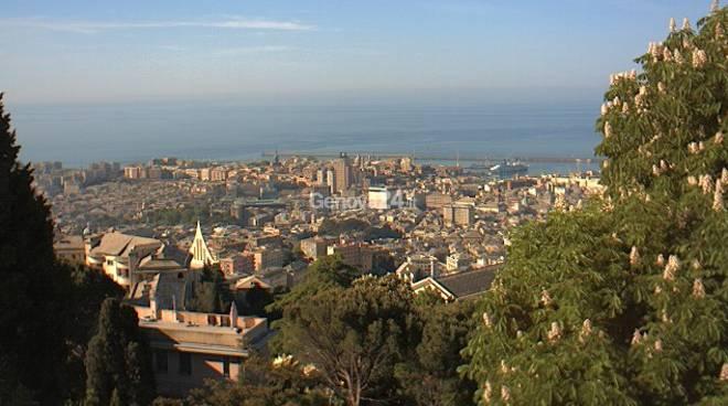 Genova dal Righi