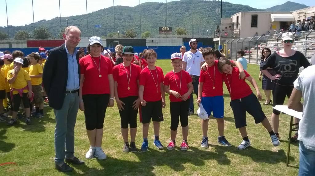 Giochi di classe, Albenga
