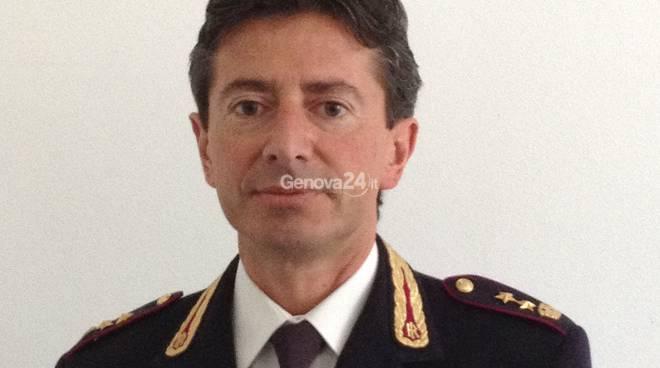 Giorgio Bacilieri, dirigente polizia postale
