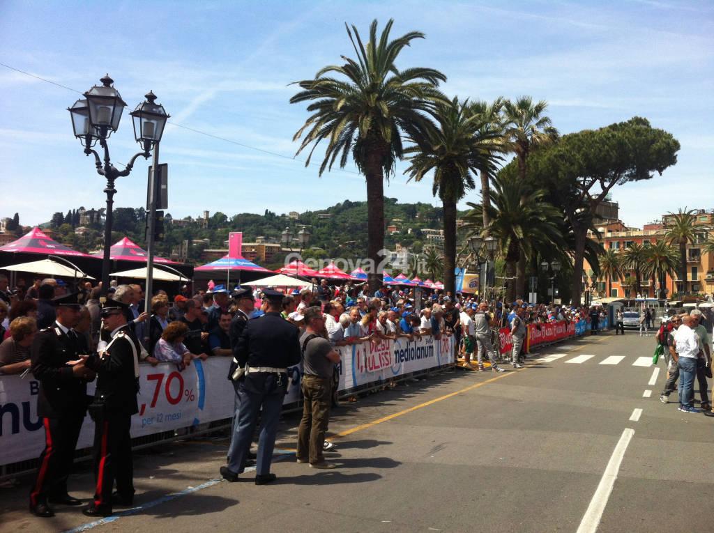 Giro a Rapallo