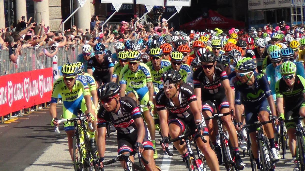 Giro d'Italia a Genova