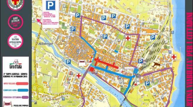 Giro d'Italia Albenga