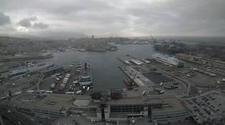 Nuvole a Genova