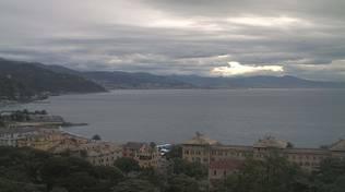 Nuvole ad Arenzano