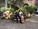 panchina dell'amore, Albenga