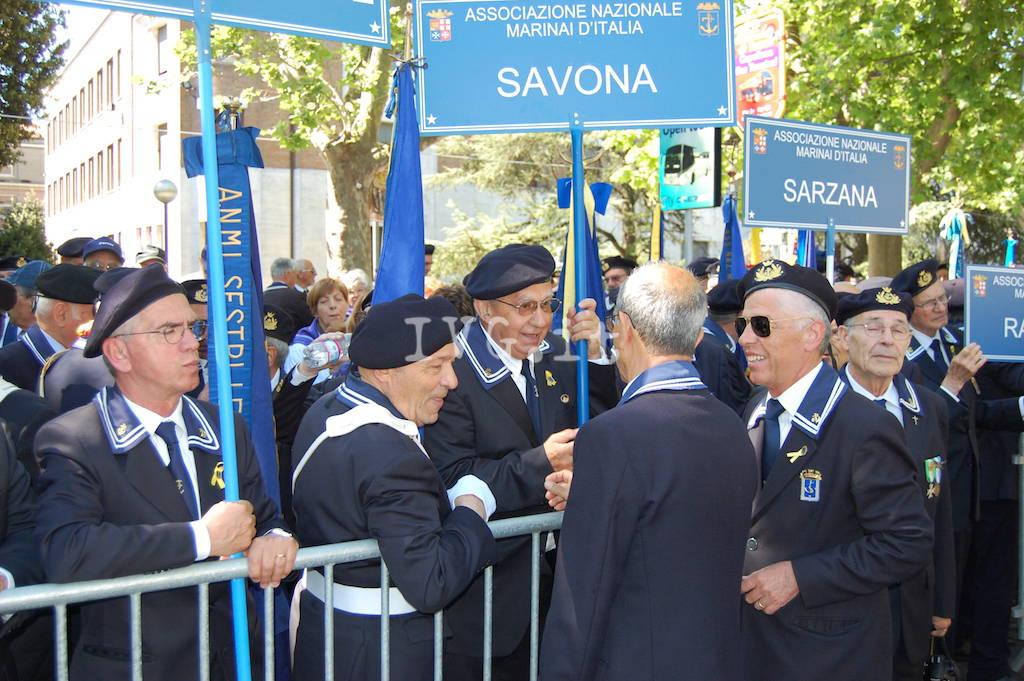 Raduno Nazionale Anmi a Ravenna
