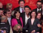 Regionali Renzi a Genova