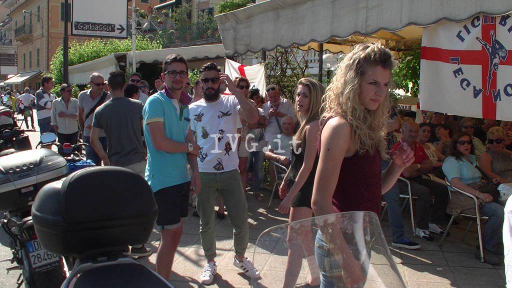 Salvini day in giro per il savonese
