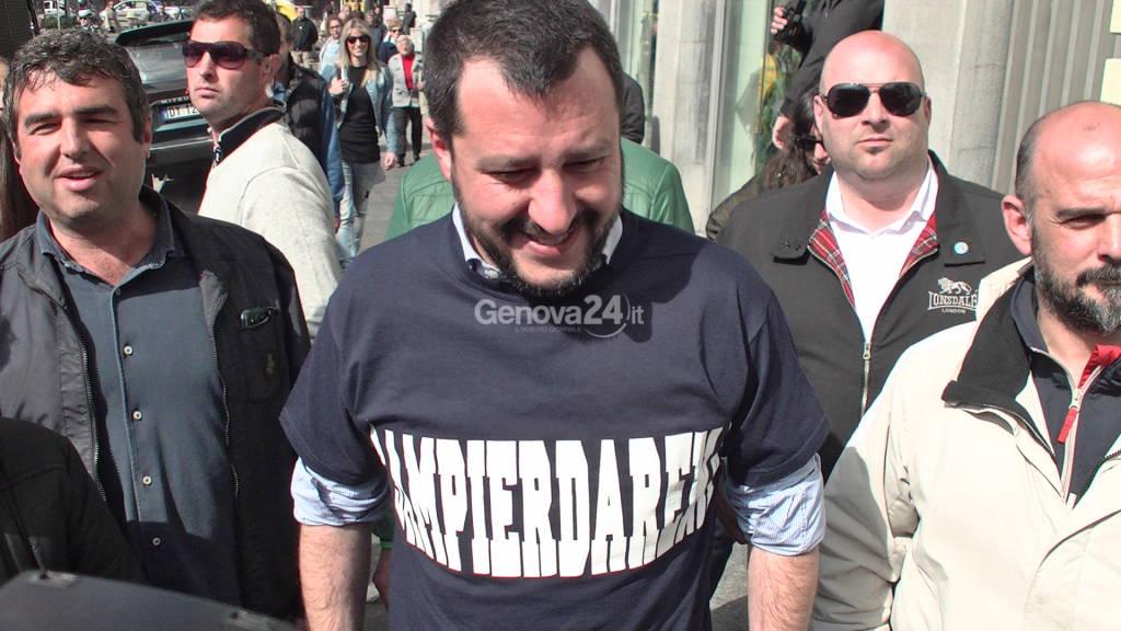 Salvini genova sampierdarena