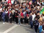 """Sciopero della scuola, studenti e insegnanti in piazza contro la """"Buonascuola"""""""