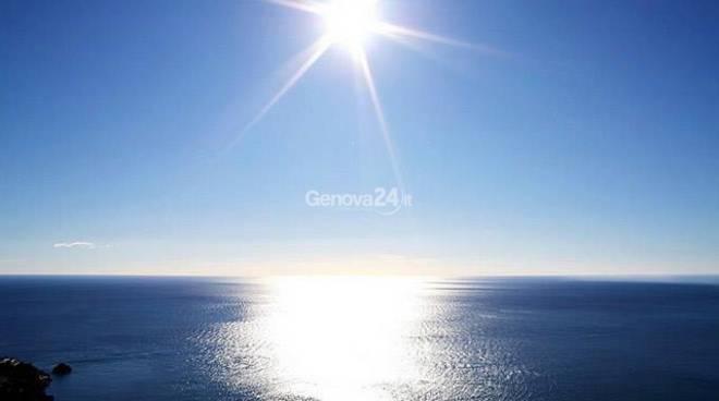 Sole e mare