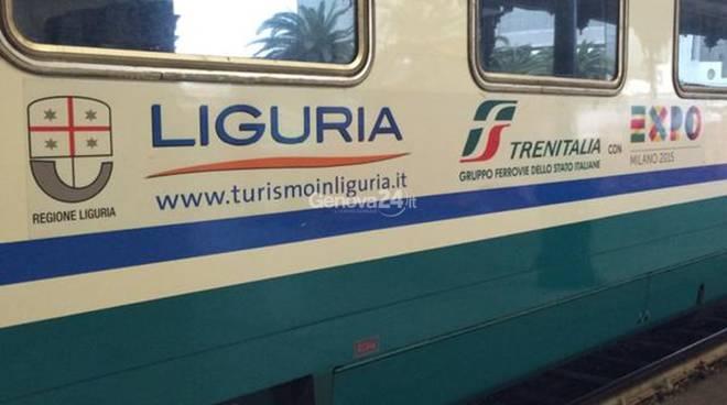Treno per Expo 2015