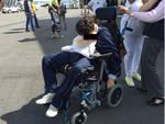 Andrea Stura Disabile Scuola Gita Barca