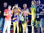 Valter Orrù titolo europeo K1 categoria 63,5 kg della WFC