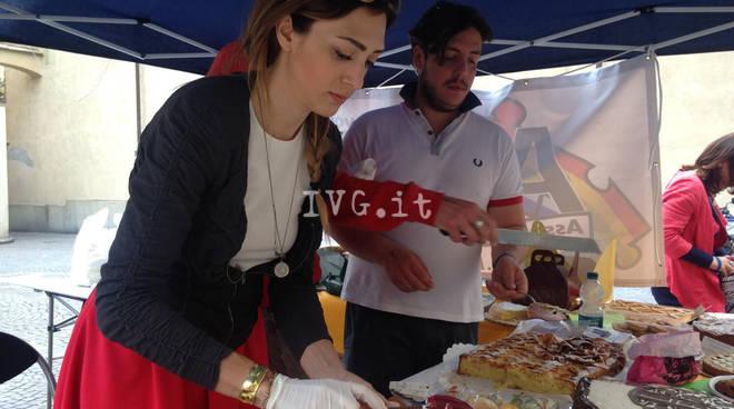 Torte In piazza Albenga Leo Club