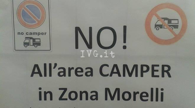 Area Camper Pietra Comitato Contro