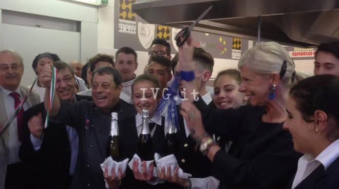 Cucina Alberghiero Alassio Inaugurazione