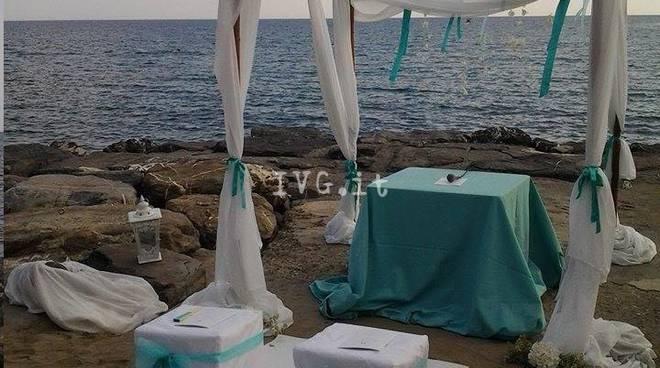 Matrimonio Spiaggia Alassio : Il comune di loano dice sì ai matrimoni in spiaggia nei