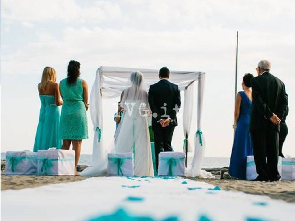 "Alassio, i matrimoni come nuovo ""business turistico"""
