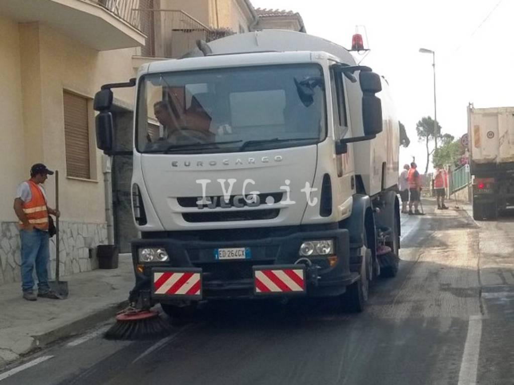 asfaltatura borgio