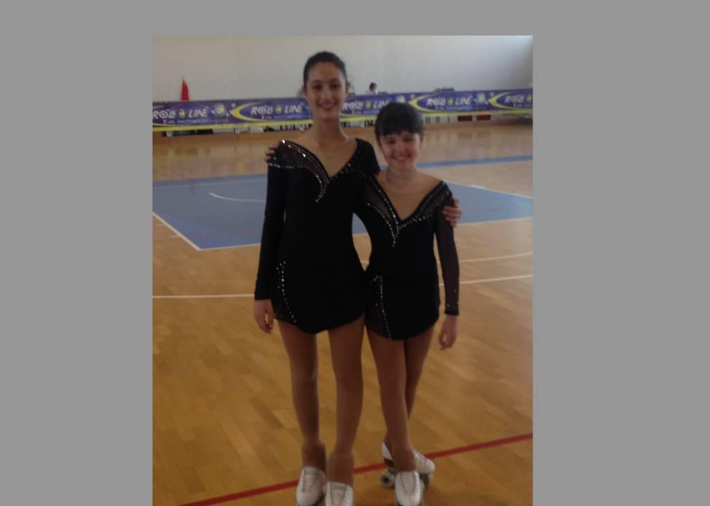 Beatrice Valle e Sofia Lauri
