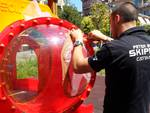 Borghetto, Villa ripara i giochi danneggiati di parco Doria