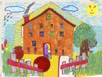 casa disegnata