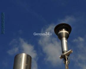 Centralina per il controllo dello smog