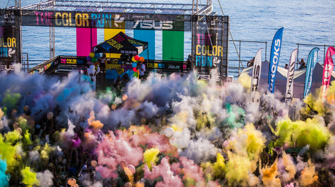color run genova