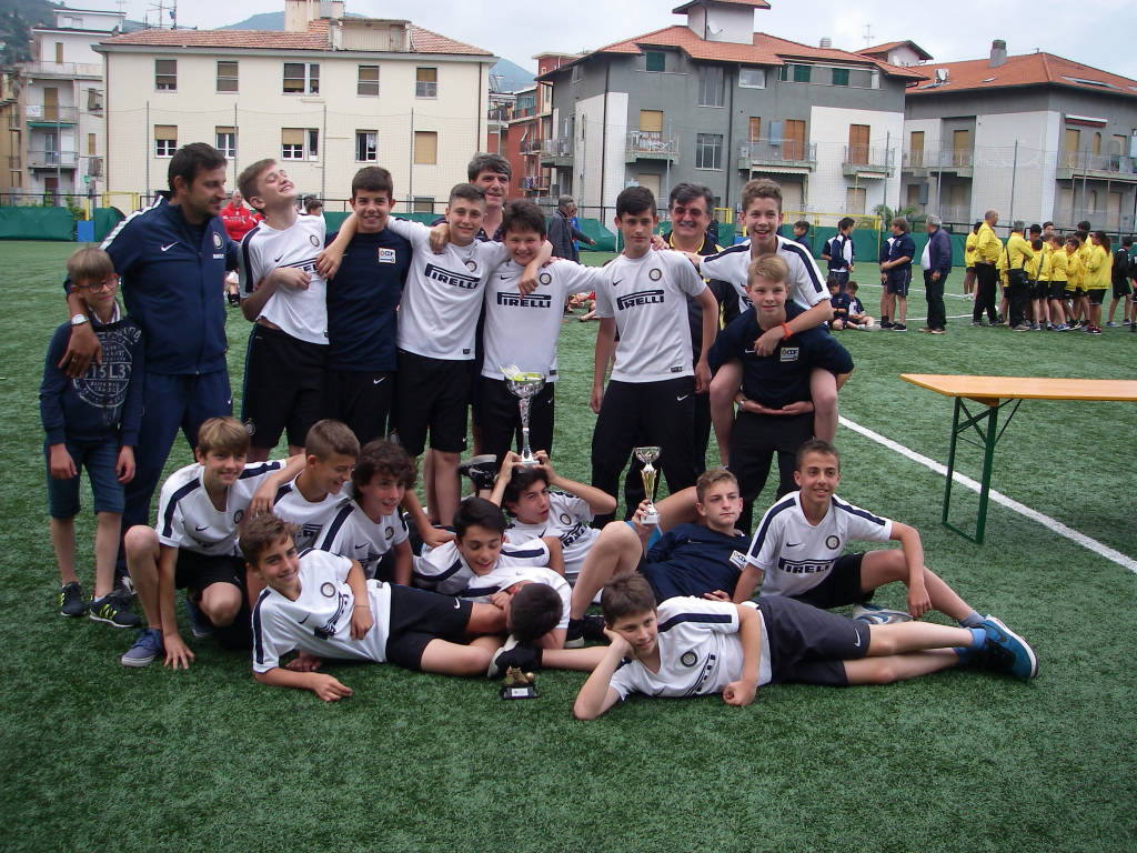 Coppa Città di Alassio, Esordienti 2002