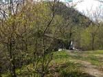 Crocetta, strada per Montallegro e veduta sul Monte Pegge