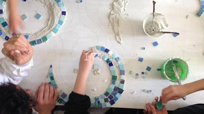 Albissola Successo Per I Laboratori Creativo Artistici Alla Scuola
