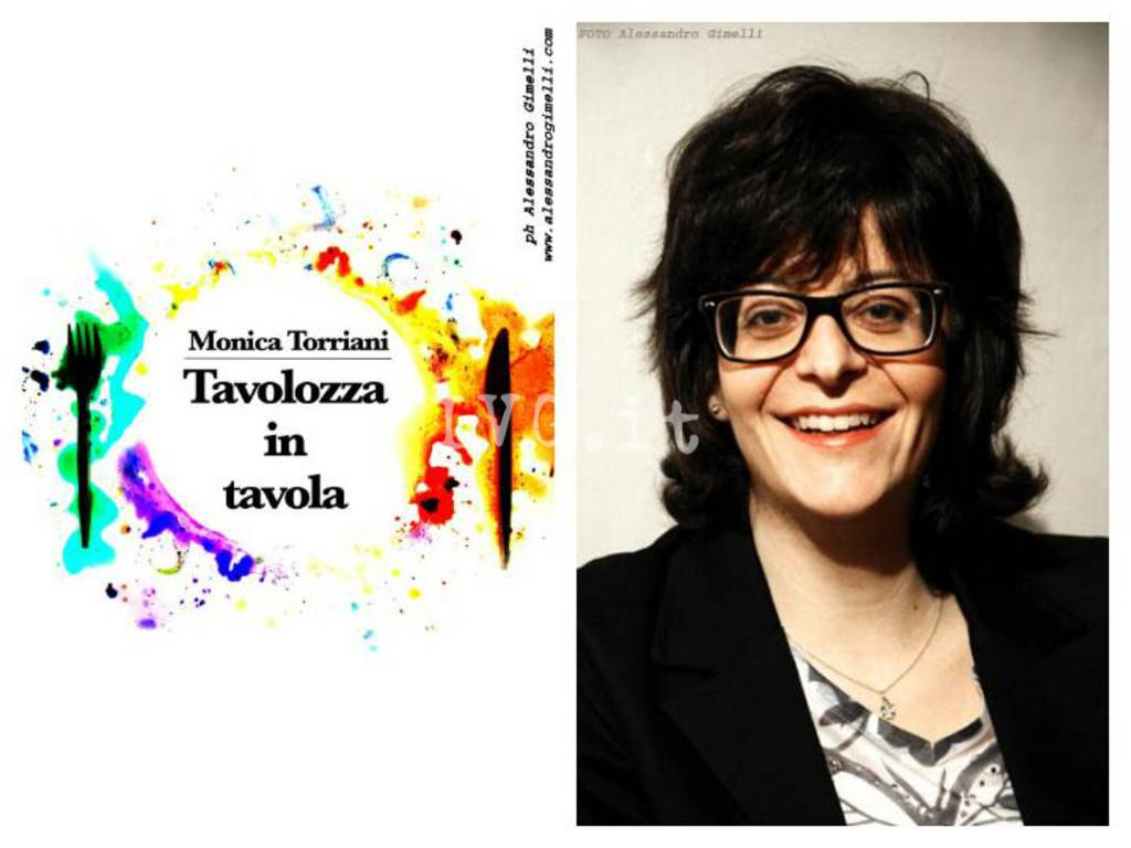 Monica Torriani Tavolozza in tavola