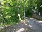 Discarica a cielo aperto a Rapallo